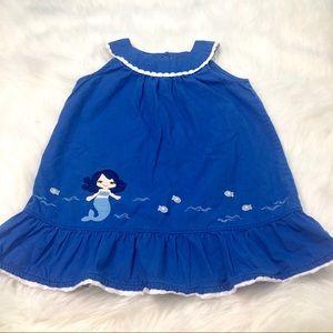 Gymboree Girls Mermaid Dress